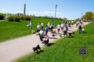 Bilde fra Dogrun i Frognerparken