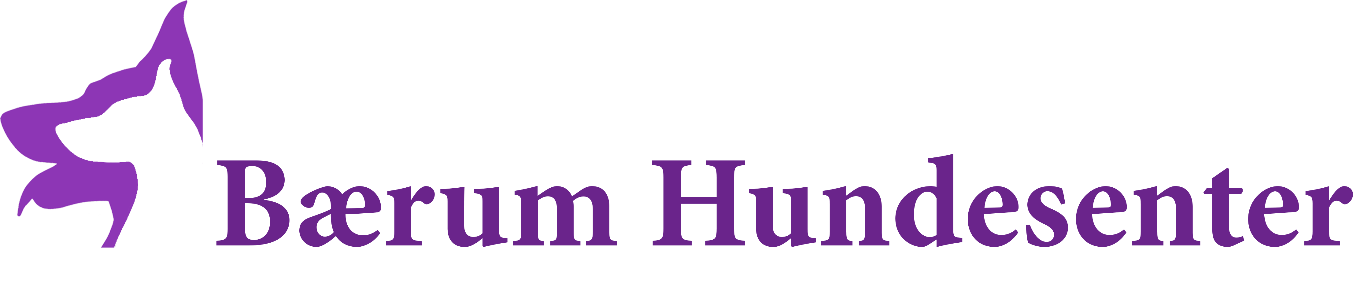 Baerum Hundesenter logo